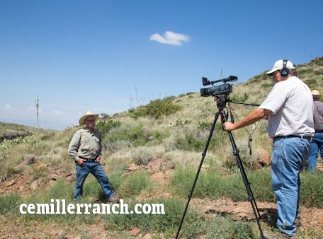 Ranch TV Interviews Bill Miller – CE Miller Ranch History